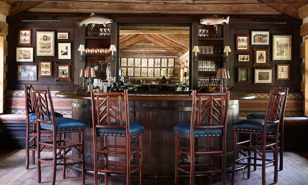 taylor river lodge bar