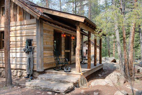 taylor river lodge cabin