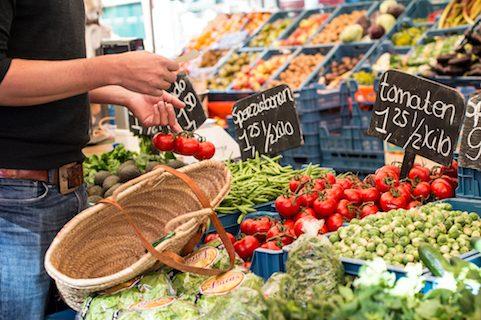 amsterdam market food
