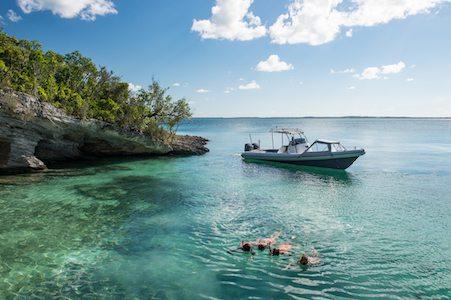 bahamas swimming
