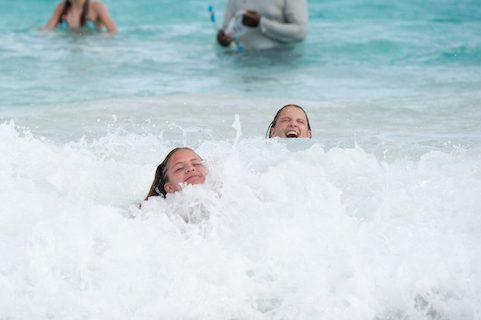 bahamas ocean fun