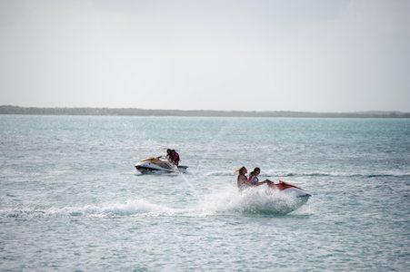 bahamas jet ski