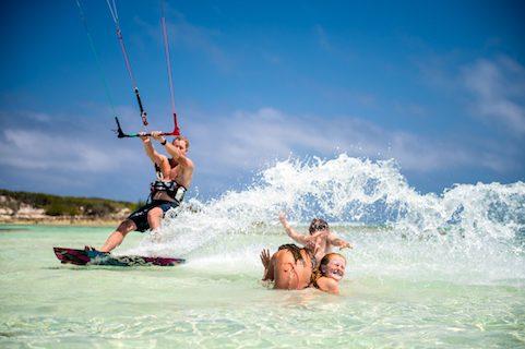 kiteboarding bahamas