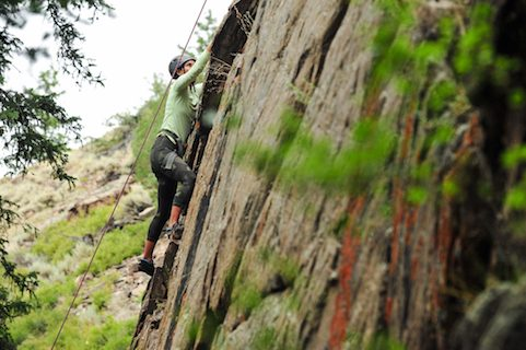 colorado rock climbing