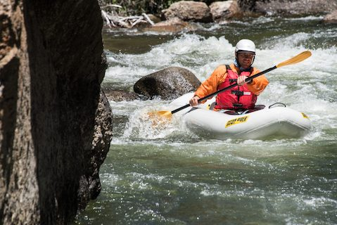 colorado summer rafting