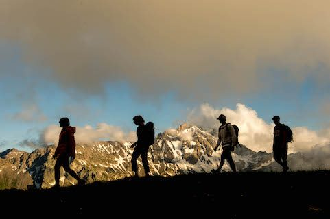 france hiking