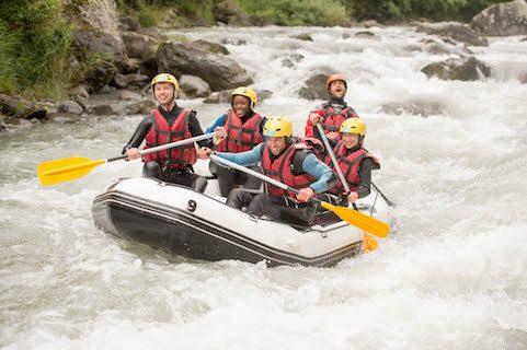 rafting france