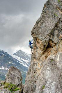 rock climbing france
