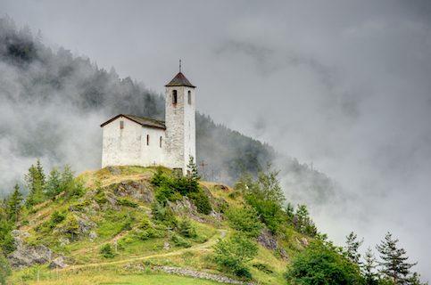 france scenic church