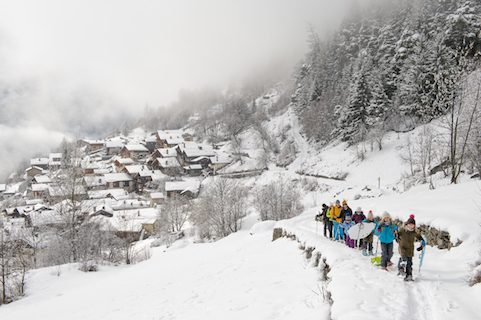 france sledding group
