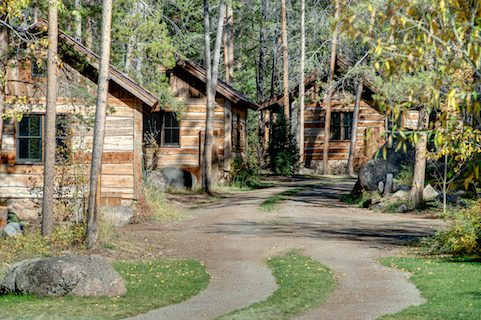 taylor river lodge cabins