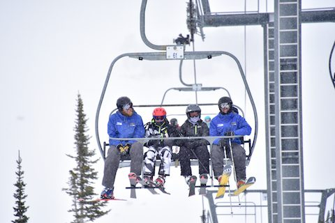 chair lift photo