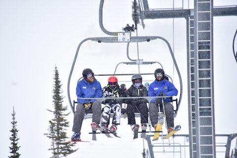 chair lift photo