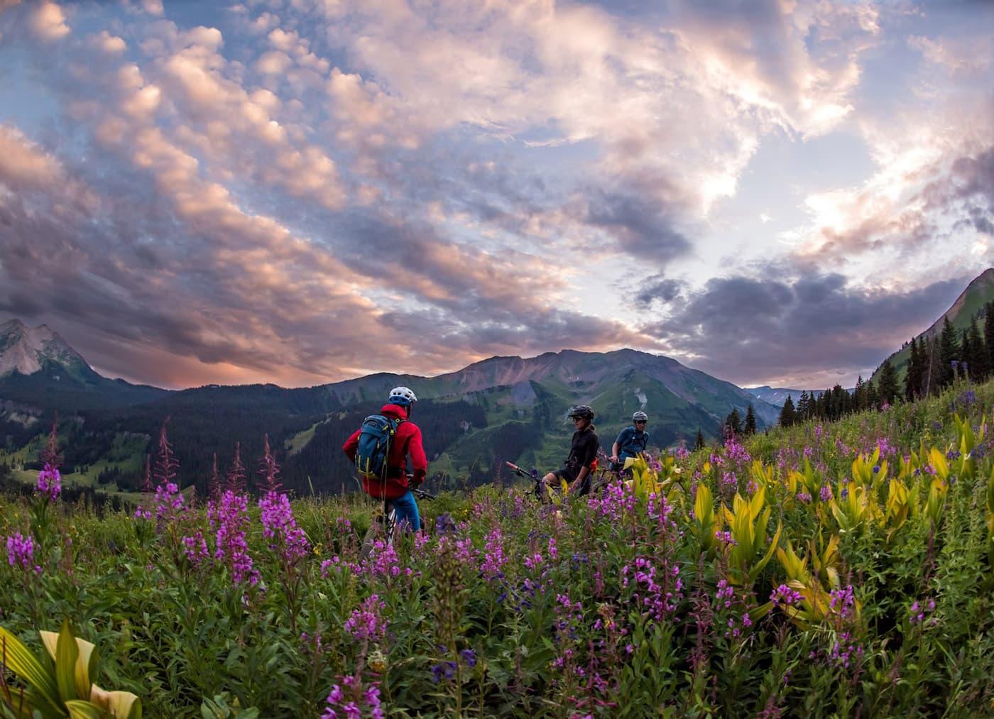 colorado summer mountain biking