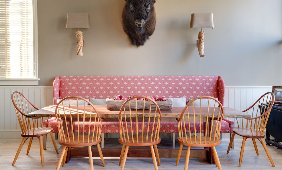 sopris house dining room