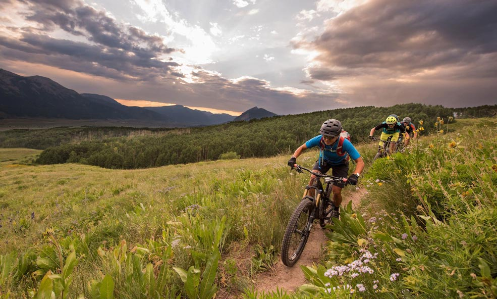 crested butte singletrack