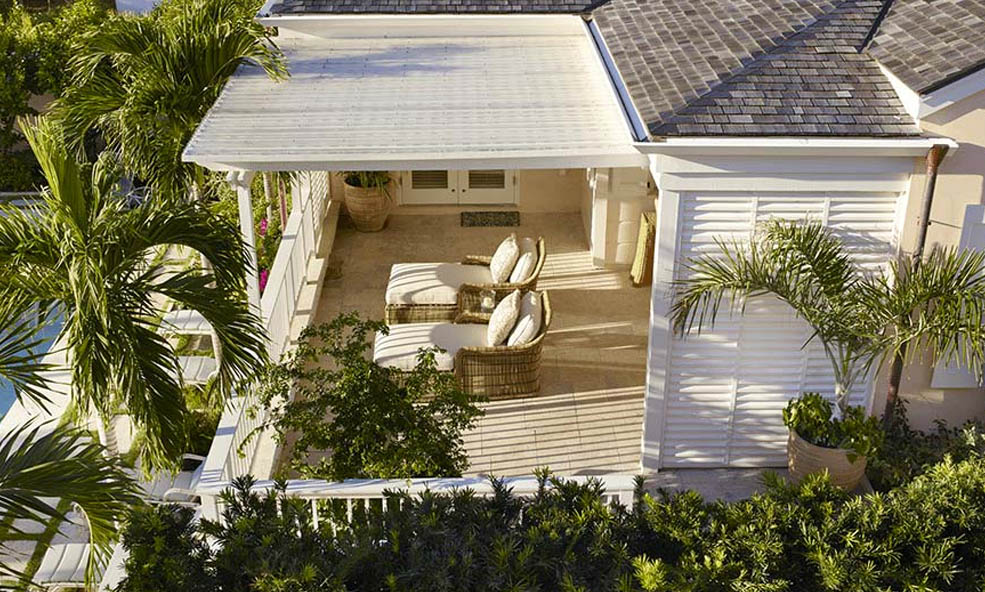 Terrace at Bahama House - Eleven Experience in Dunmore Town, Bahamas