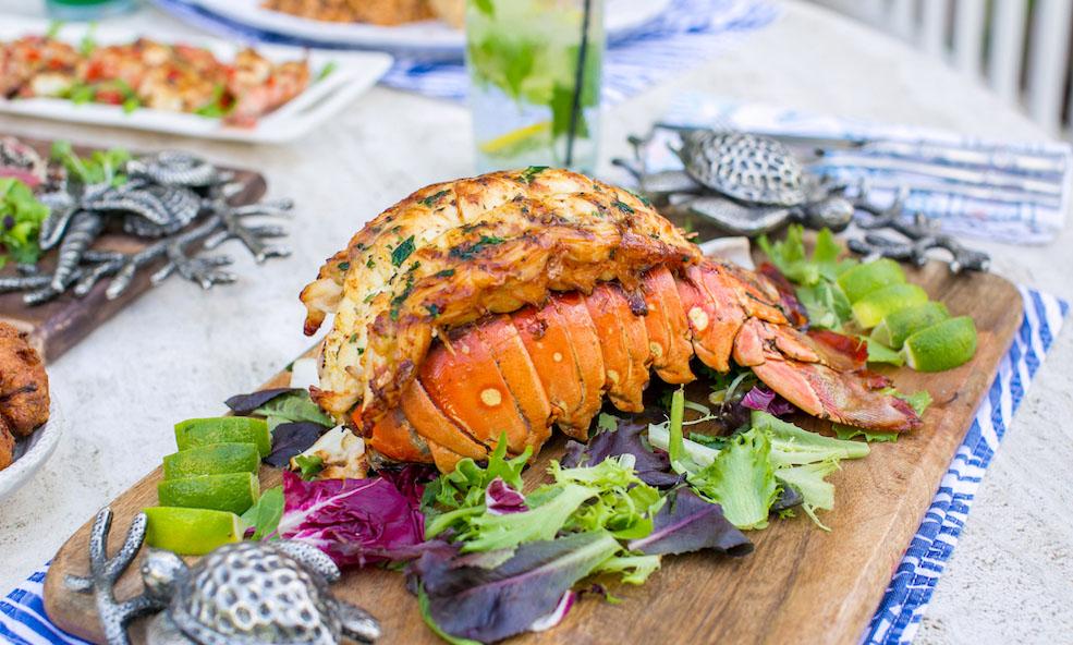 Fresh Lobster Dinner Near Me - Bahama House Eleven Experience