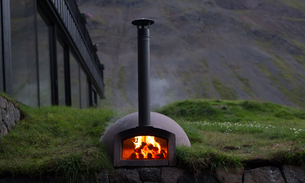 Deplar farm food outdoor stove
