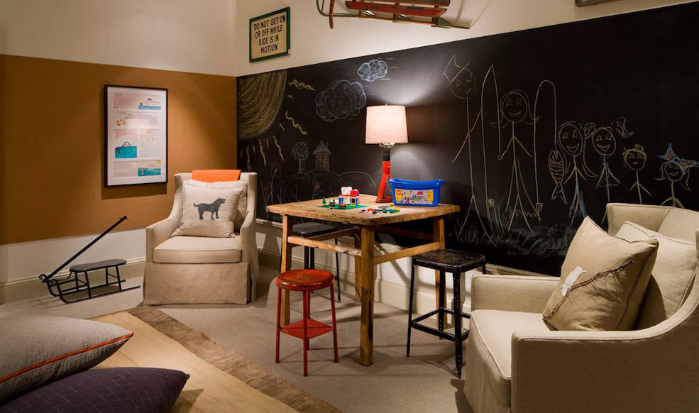 scarp ridge lodge kids area