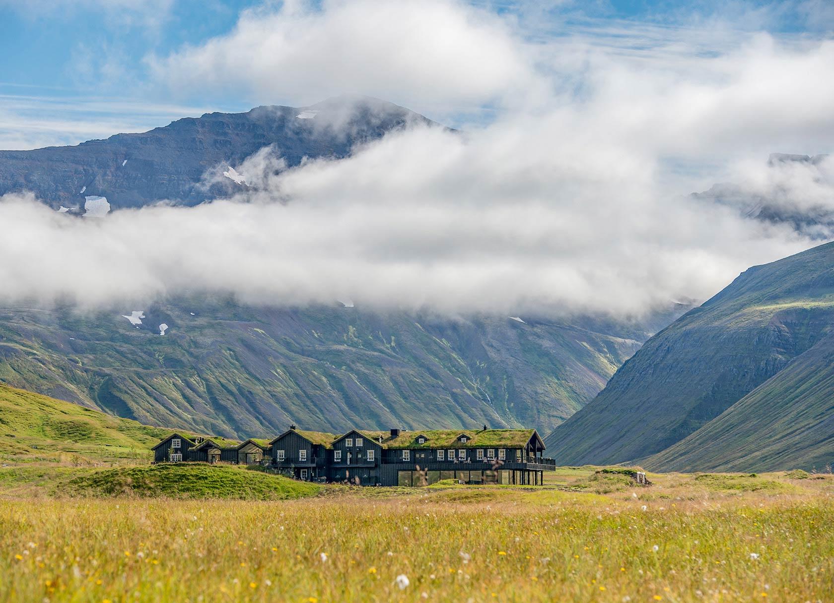 Deplar Farm Iceland Summer