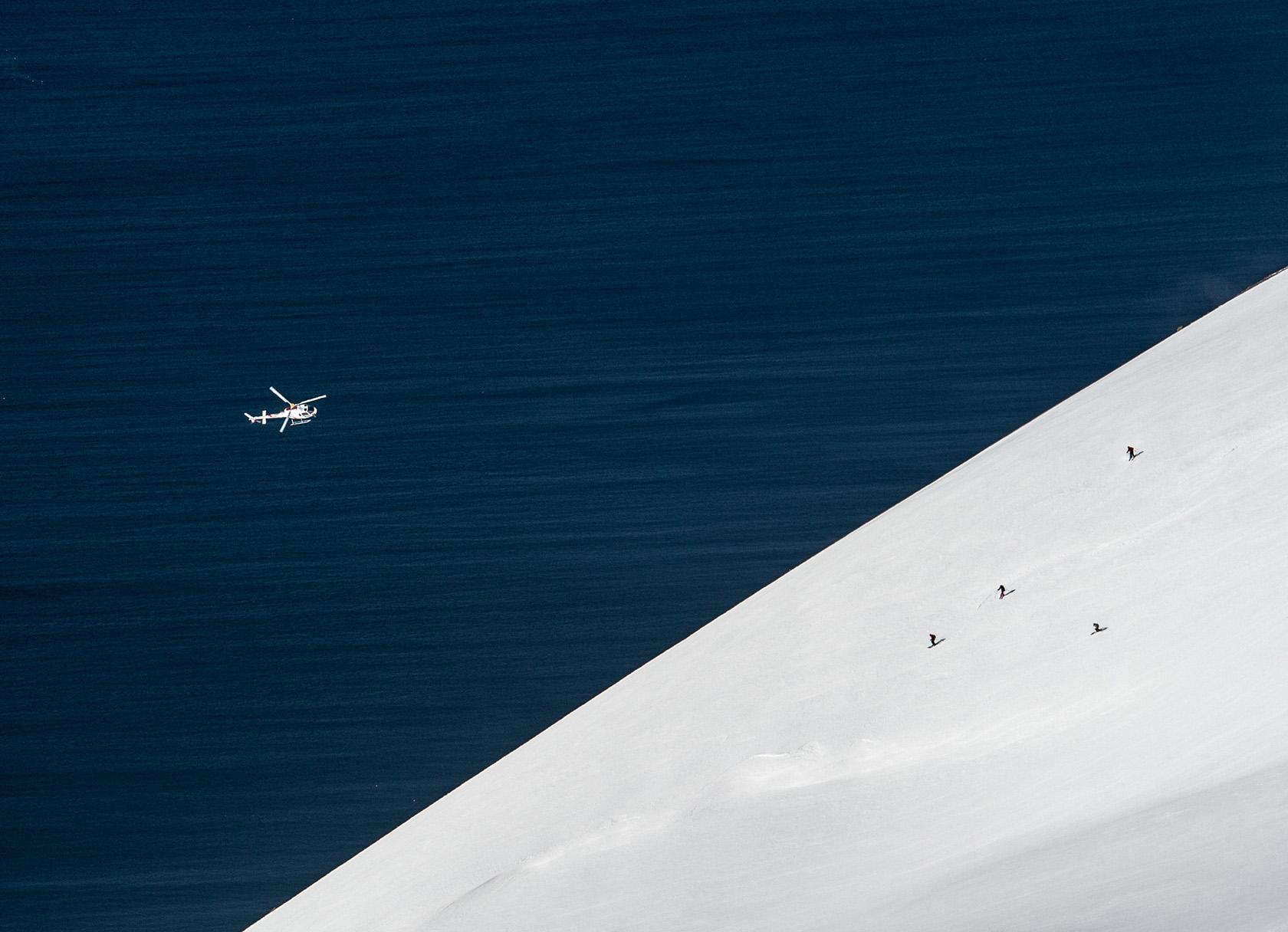 iceland heli sking