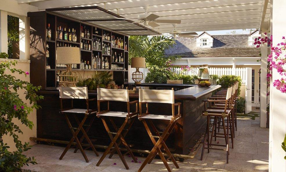 Eleven bahamas bar
