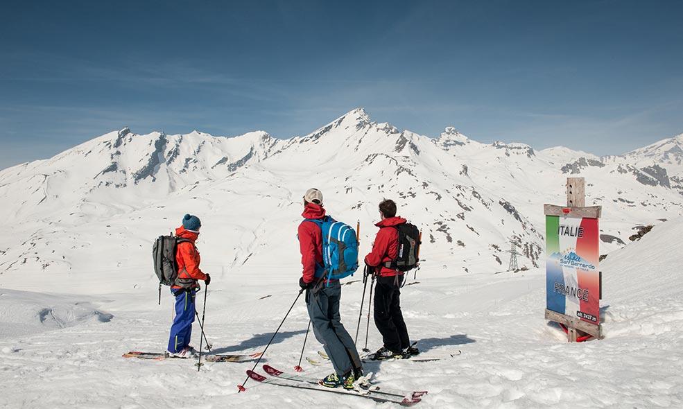 Ski safari france