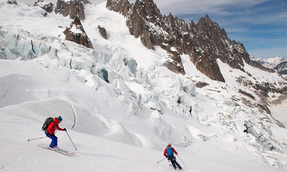 Chalet Pelerin Skiing France