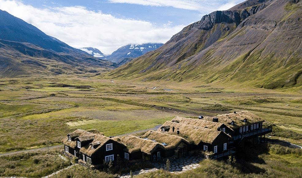 Deplar Farm Iceland Exterior
