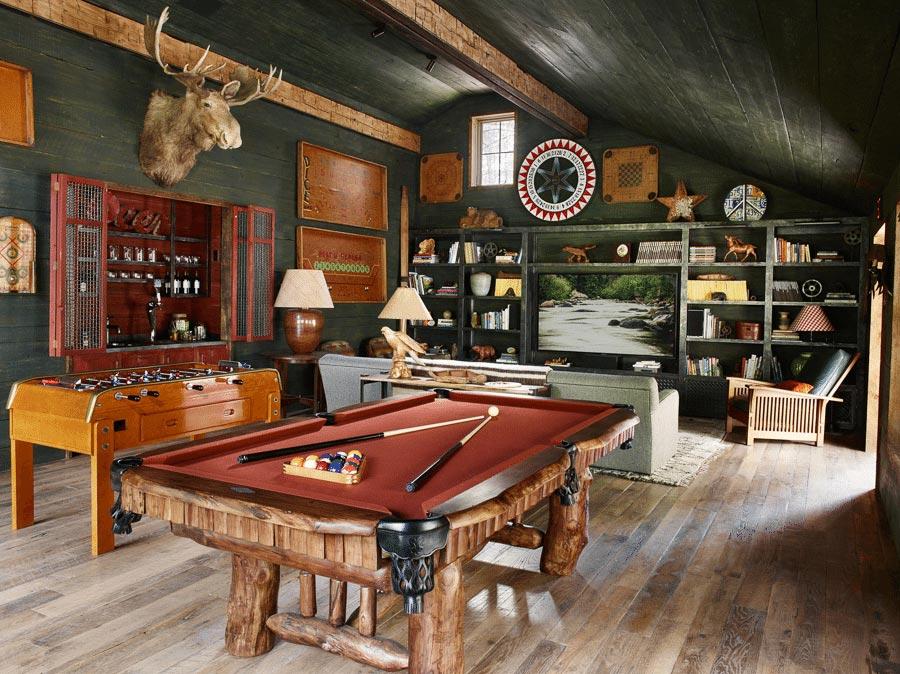 Copper John Media and Game Cabin