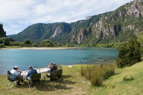 Lago Yelcho chile