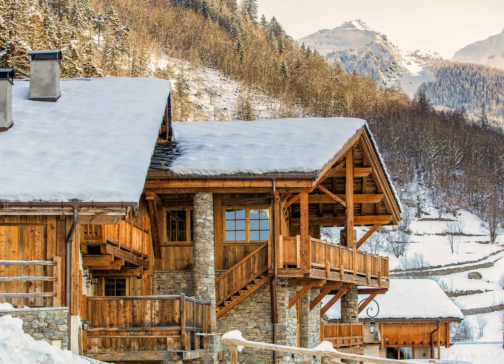 Chalet Hibou in Miror France