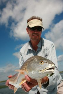redfish ticker