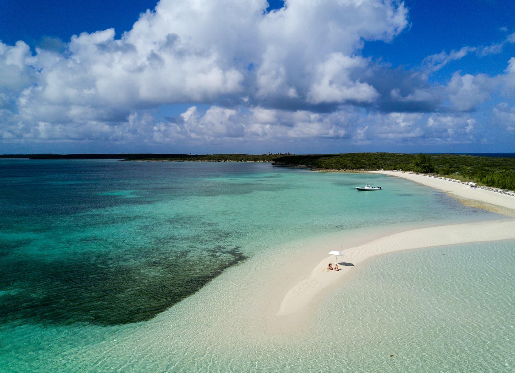 Bahamas scenery cover