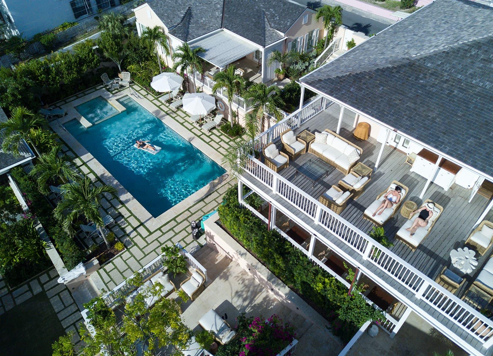 Eleven Bahama house lodge