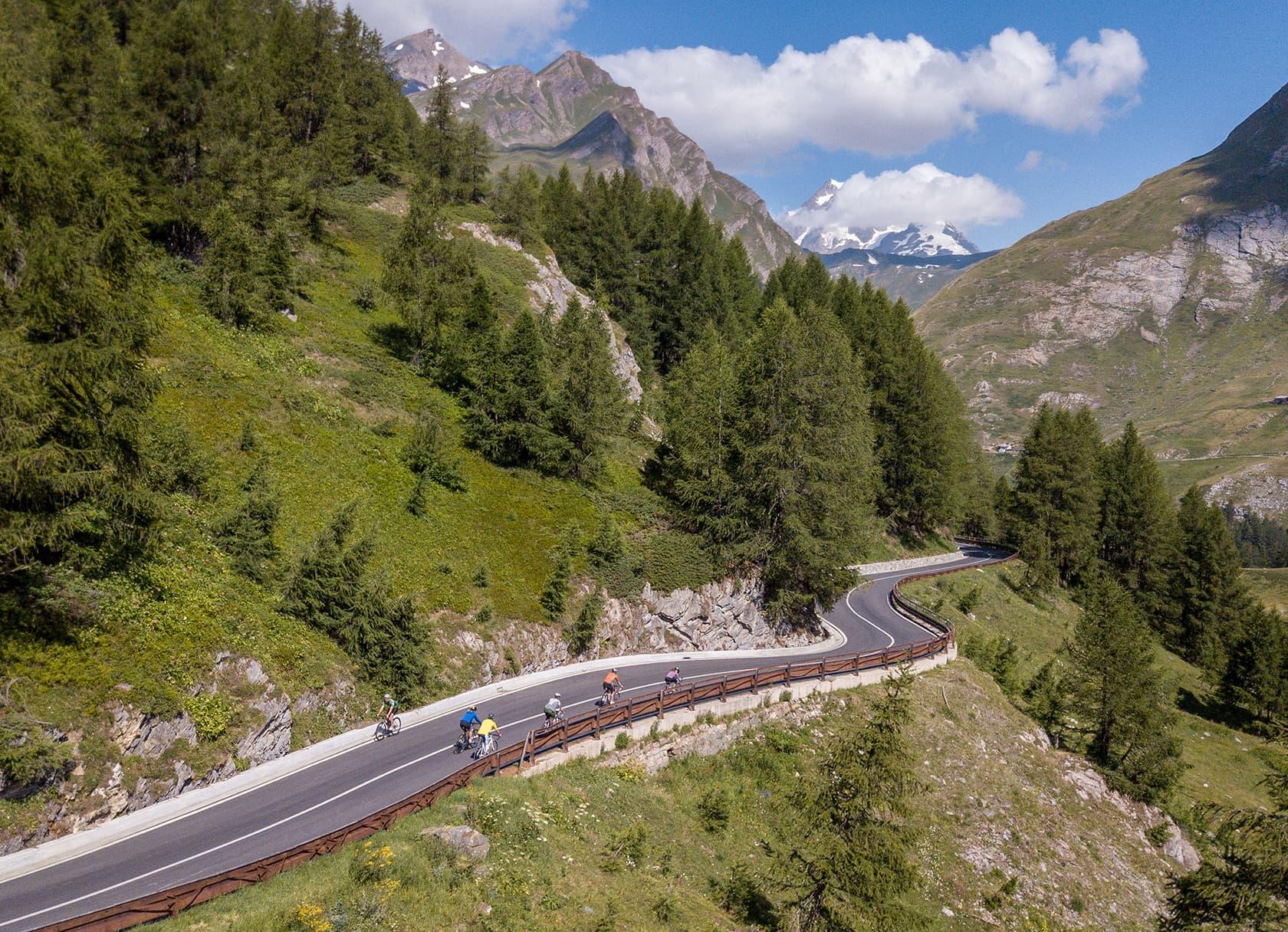 Mountain Biking in France
