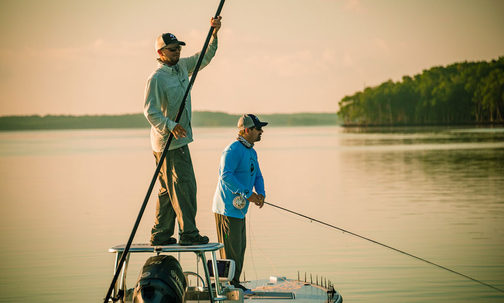 Everglades angling with Captain Paul Ray