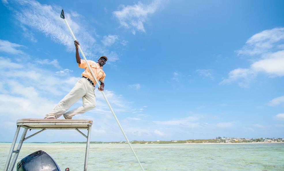 bahamas fishing captain