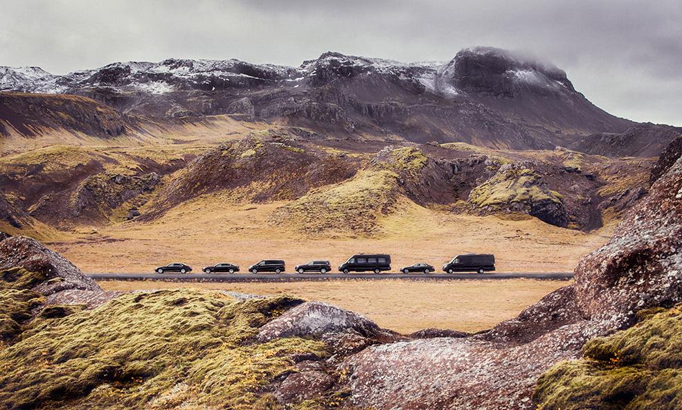iceland transportation