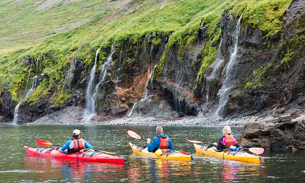 iceland watersports