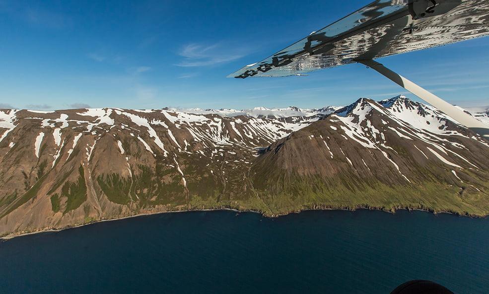 iceland seaplane