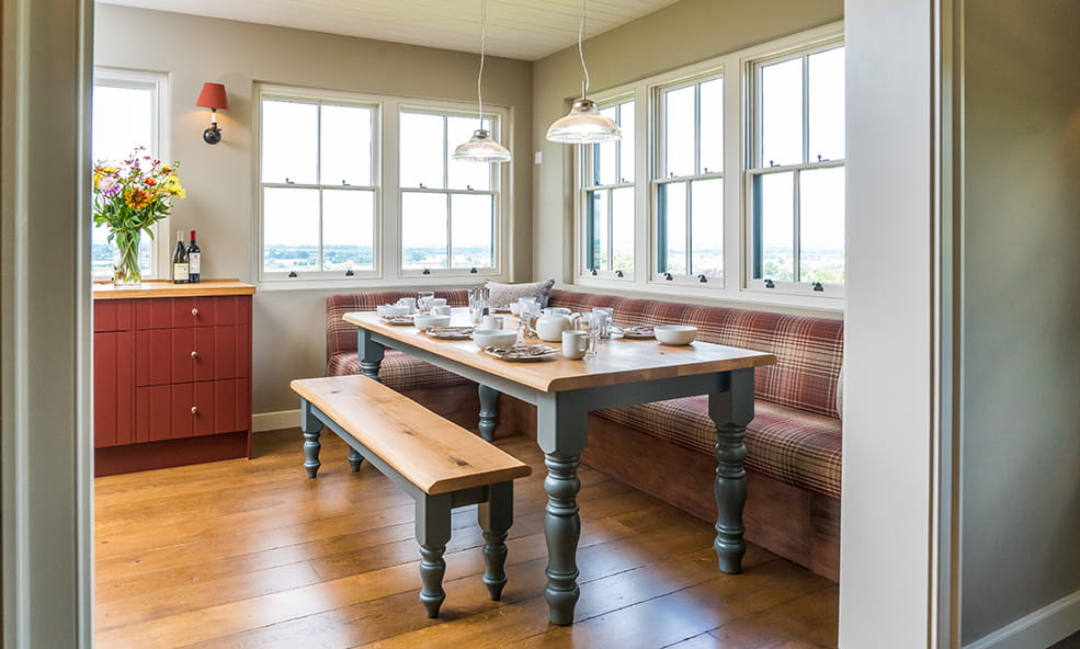 kitchen table seating