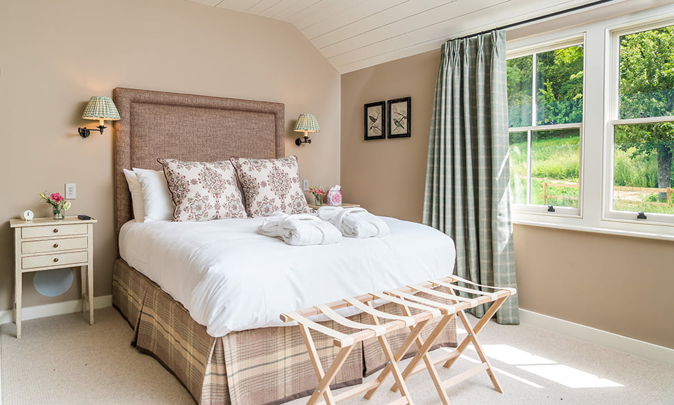Hillside Bedroom Edington