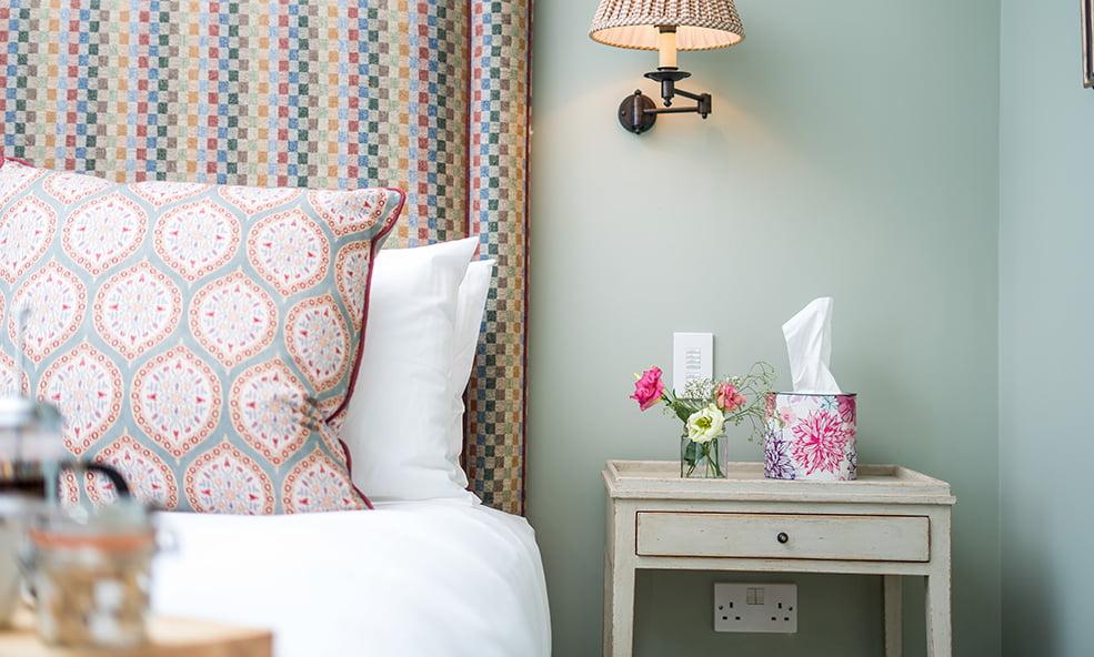 bedside table hillside england
