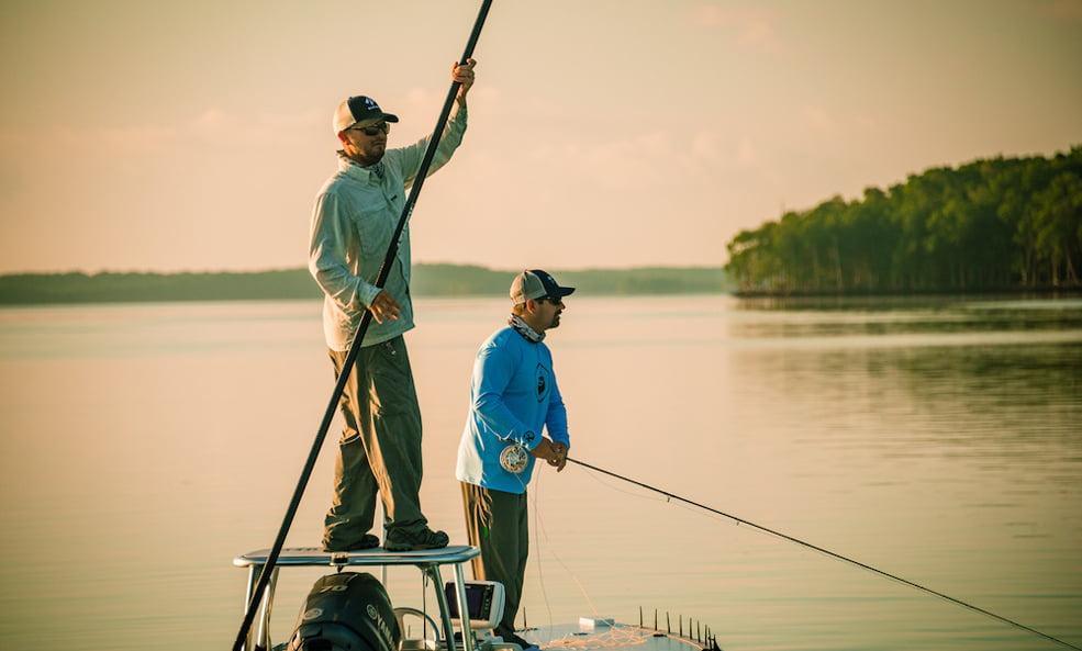 Everglades guided adventures