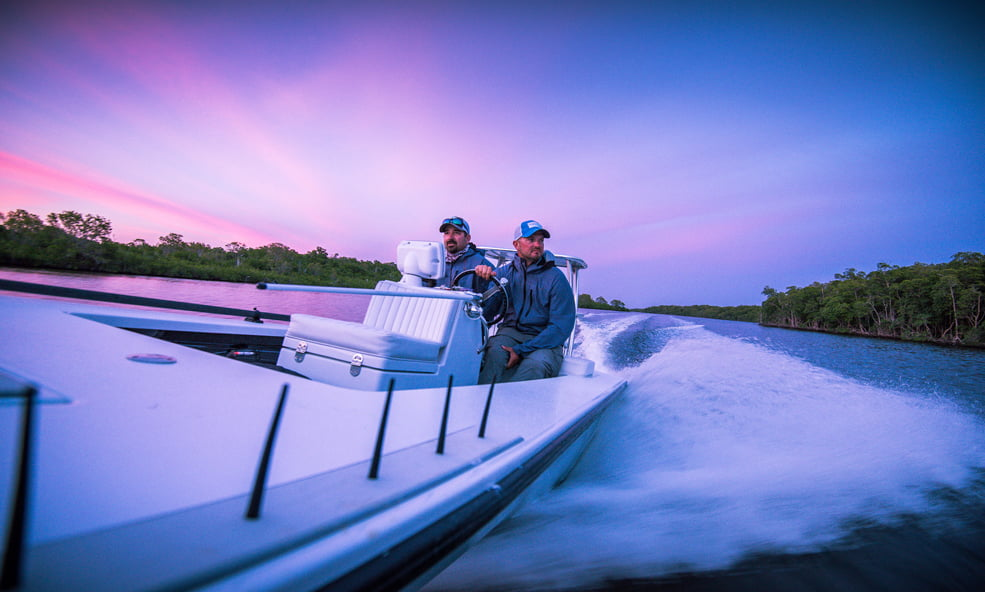 Everglades fishing day trips