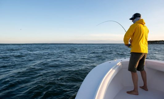 saltwater angling