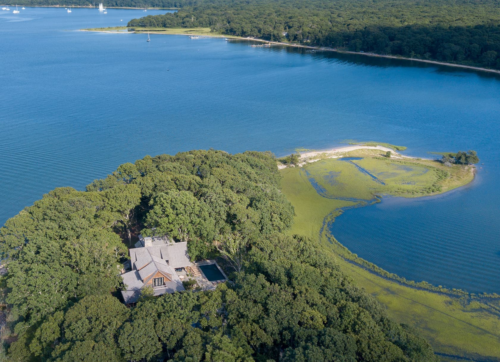 Eleven Homes - Congdon's Point