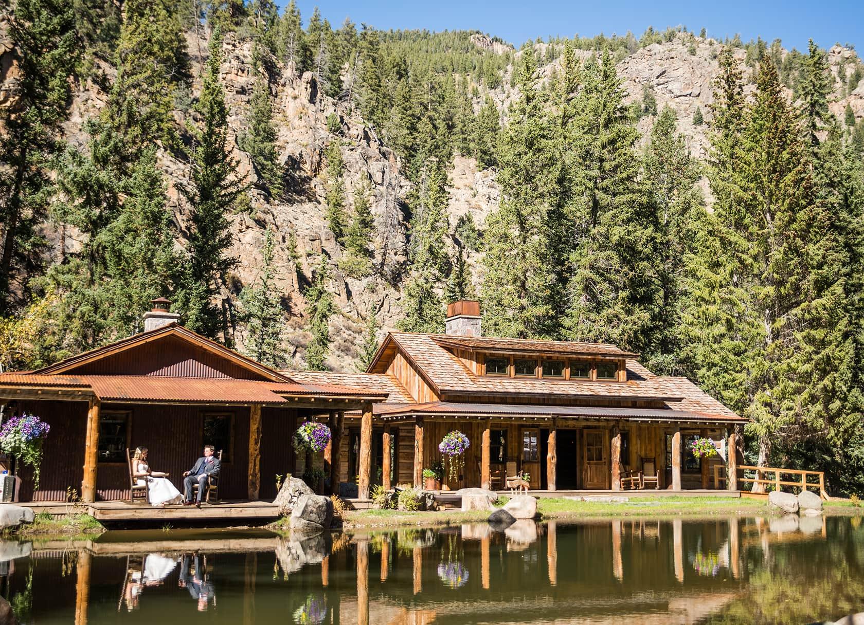Eleven Weddings - Taylor River Lodge Colorado
